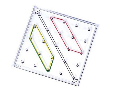 Arbeitskarten transp Geometrie-Board Spiegelsymmetrie-2