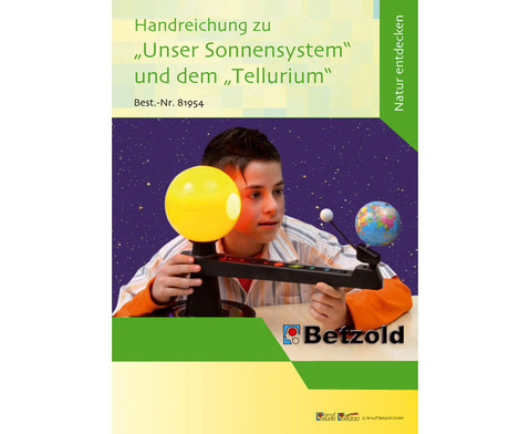 Handreichung zum Tellurium und dem Sonnensystem-1