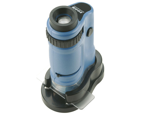 edumero Taschen-Mikroskop für Lerngänge