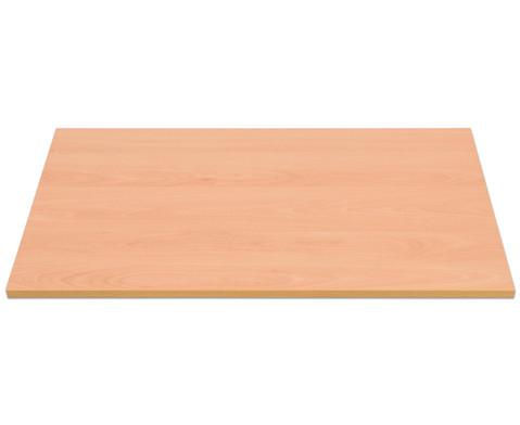 Flexeo Fachboden 603 x 525 x 19 mm inkl 4 Fachtraegern
