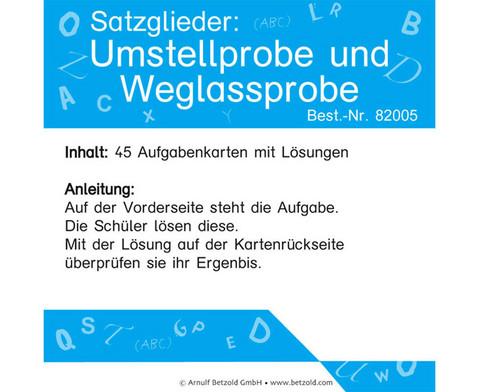 Satzglieder Umstellprobe und Weglassprobe-1