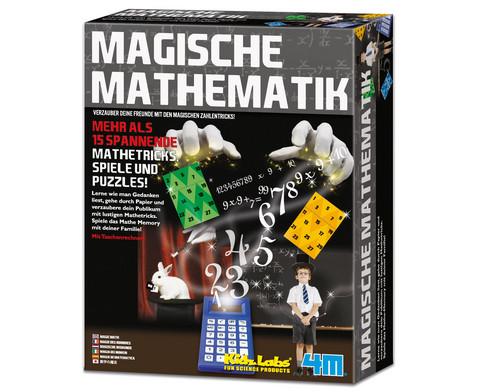 Magische Mathematik-1