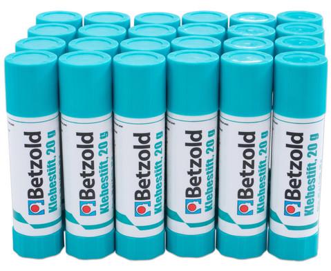 Betzold Klebestift 20 g 24 Stueck