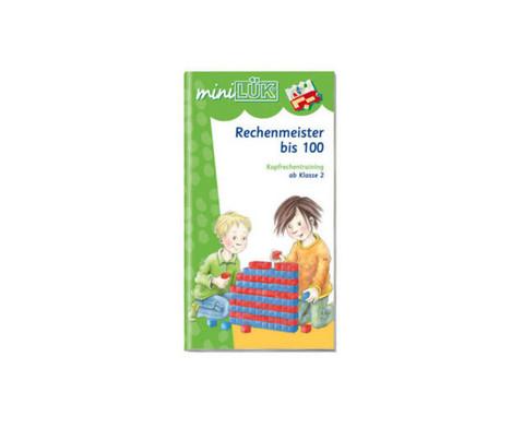 miniLUEK Rechenmeister bis 100-2