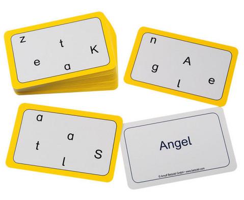 Buchstabensuppe - Kartensatz fuer den Magischen Zylinder-2