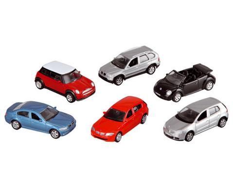 Spielzeug-Autos aus Metall 6er Set-1