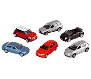 Spielzeug-Autos aus Metall, 6er Set