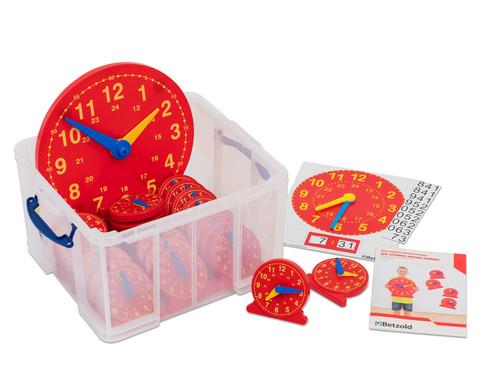 Betzold grosses Klassen-Set Uhren