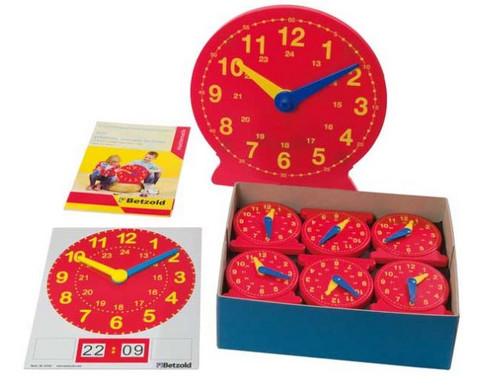 Grosses Klassen-Set Uhren-2
