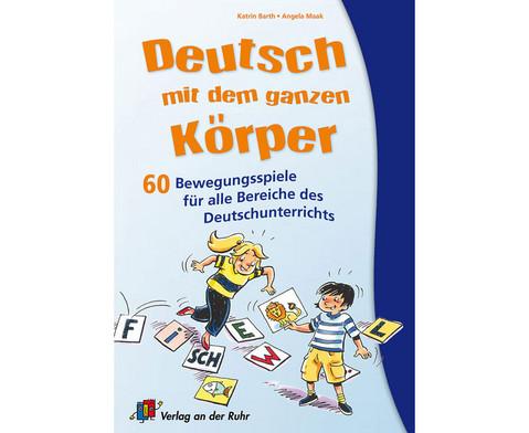 Deutsch mit dem ganzen Koerper - 1-4 Klasse-1