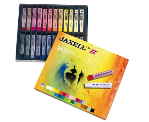 JAXELL Pastellkreiden 24-Farben