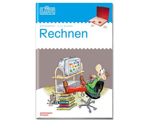 LUEK Rechnen fuer 5- 6 Klasse-1