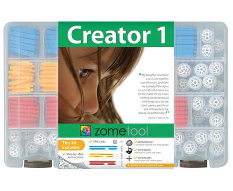 Zometool Creator 1 kleiner Steckbaukasten-1