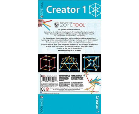 Zometool Creator 1 kleiner Steckbaukasten-6