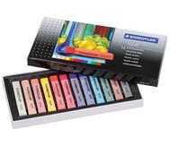 Soft-Pastellkreiden karat, 12 Farben