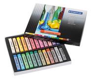 Soft-Pastellkreiden karat, 24 Farben
