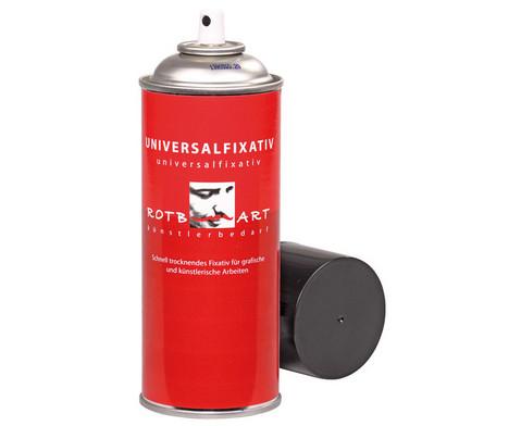 Fixativ Spray Dose mit 400 ml
