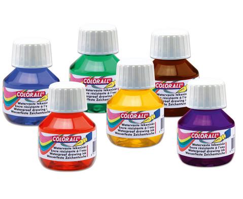 AquaTint Set mit 6 Farben-1