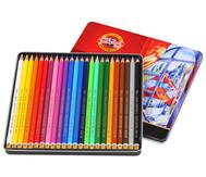 Polycolor Künstlerfarbstifte, 24 Farben
