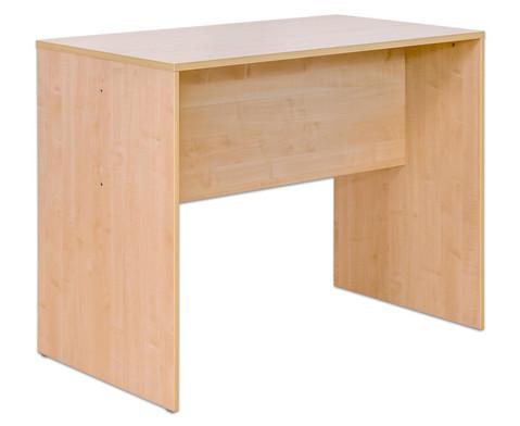 Flexeo Hochtisch HxBxT 106 x 78 x 135 cm zur einfachen Selbstmontage