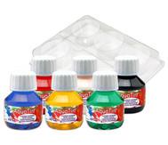 AquaTint Wasserfarben Startset mit 6 Farben
