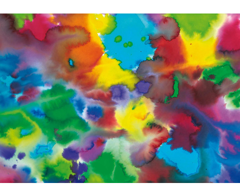 AquaTint Wasserfarben Startset mit 6 Farben-7