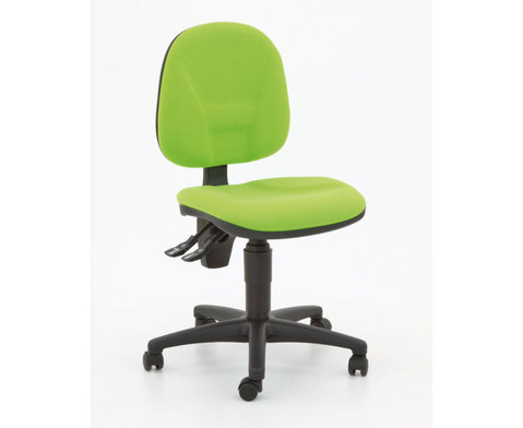 Drehstuhl ClassroomComfort mit Teppichrollen-4