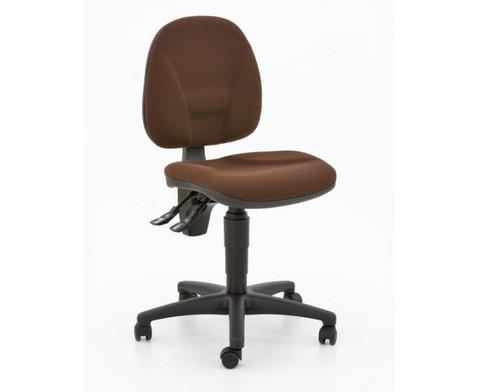 Drehstuhl ClassroomComfort mit Teppichrollen-6