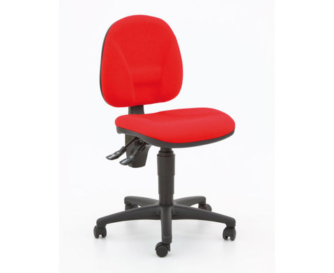 Drehstuhl ClassroomComfort mit Teppichrollen-8