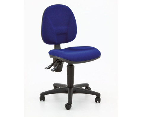 Drehstuhl ClassroomComfort mit Teppichrollen-12