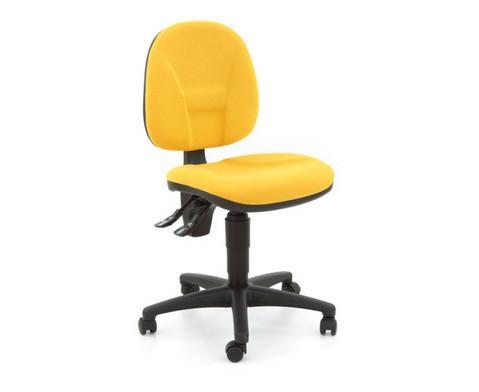 Drehstuhl ClassroomComfort mit Teppichrollen-15