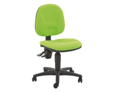 Drehstuhl ClassroomComfort mit Teppichrollen