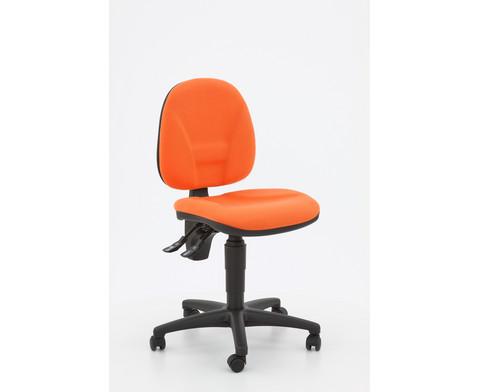 Drehstuhl ClassroomComfort mit Teppichrollen-28