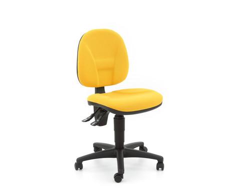 Drehstuhl ClassroomComfort mit Teppichrollen-29