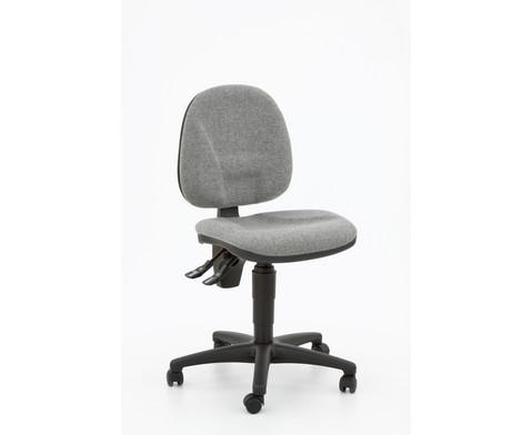 Drehstuhl ClassroomComfort mit Teppichrollen-27