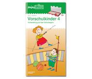 miniLÜK-Heft: Übungen für Vorschulkinder 4
