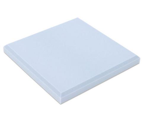 Xilent Schallabsorber Classic Quadrat plus mit Fase-16
