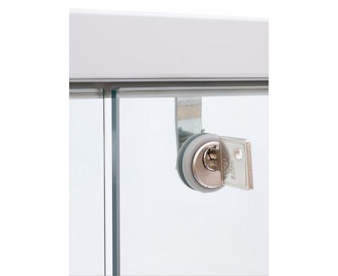 omega schrank vitrine led streifen beleuchtung. Black Bedroom Furniture Sets. Home Design Ideas