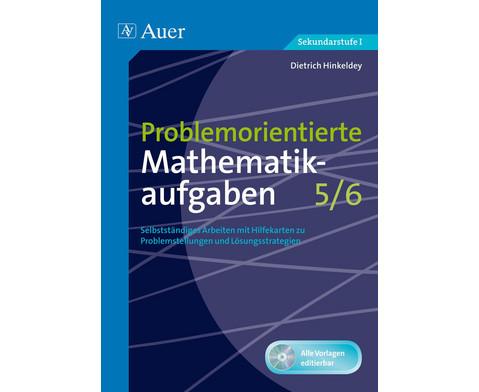 Problemorientierte Mathematikaufgaben-6
