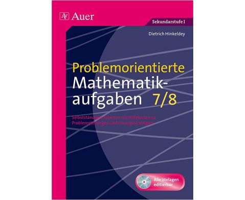 Problemorientierte Mathematikaufgaben-4