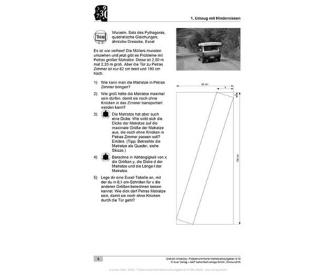 Problemorientierte Mathematikaufgaben-3