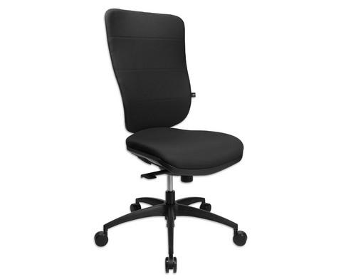 Flexness Drehstuhl Pro mit High-Tech Rueckenlehne ohne Armlehnen-10
