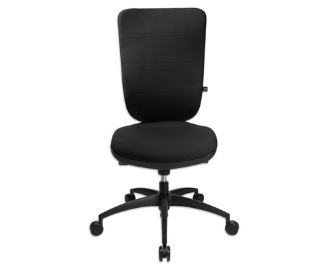 Flexness Drehstuhl Pro mit High-Tech Rueckenlehne ohne Armlehnen-11