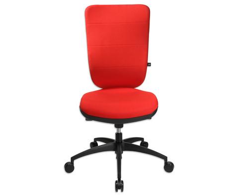 Flexness Drehstuhl Pro mit High-Tech Rueckenlehne ohne Armlehnen-20