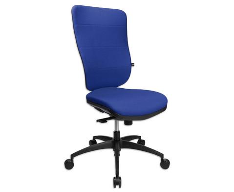 Flexness Drehstuhl Pro mit High-Tech Rueckenlehne ohne Armlehnen-2