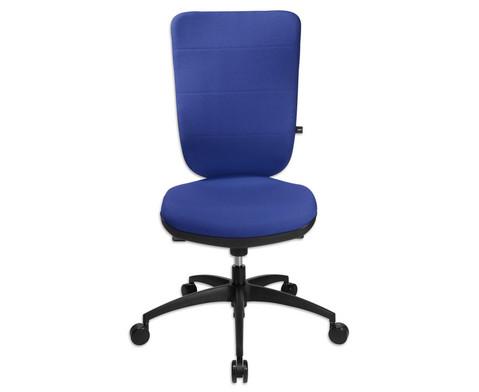 Flexness Drehstuhl Pro mit High-Tech Rueckenlehne ohne Armlehnen-3