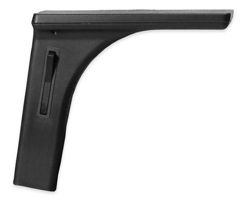 Flexness Drehstuhl Pro mit High-Tech Rueckenlehne mit Armlehnen-7