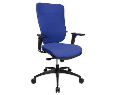 Flexness Drehstuhl Pro mit High-Tech Rueckenlehne mit Armlehnen-22