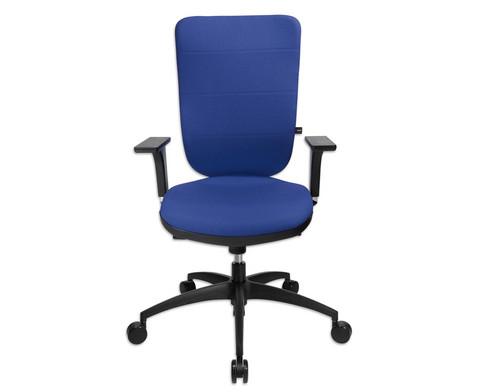 Flexness Drehstuhl Pro mit High-Tech Rueckenlehne mit Armlehnen-34