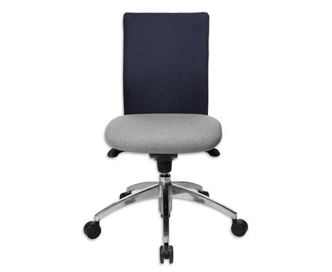 Flexness Drehstuhl Style ohne Armlehnen